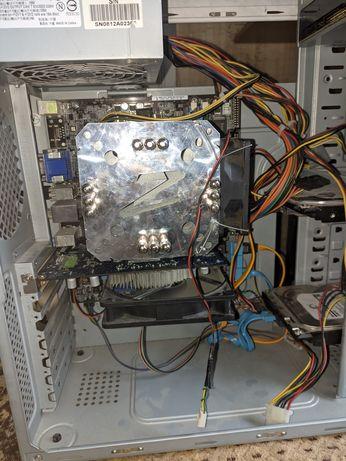 Комплект материнская плата 1156 + i3 560 + 2gb ddr3 1600Mhz.
