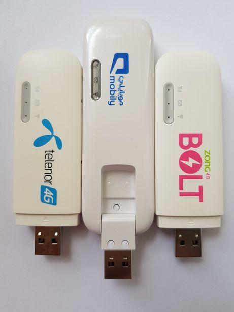 Huawei E8278S-602 4G LTE USB Роутер 800/900/1800/2600 МГц лучше E8372