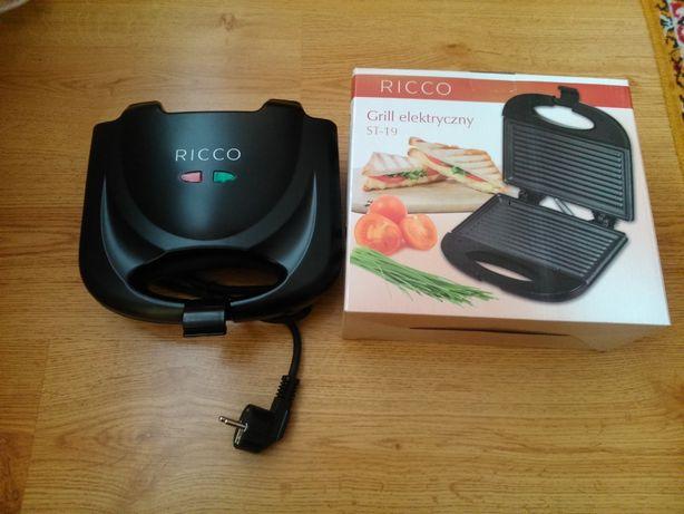 Nowy !! Grill Elektryczny - RICCO ST-19