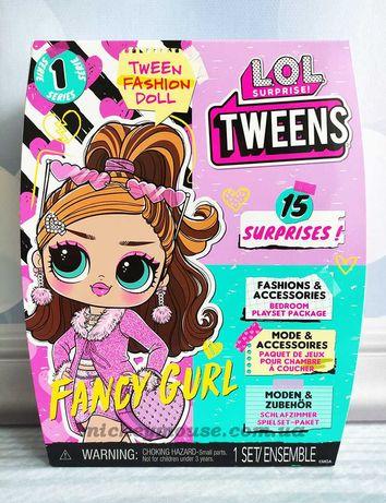 Кукла ЛОЛ Модница подростки LOL Surprise Tweens Fancy Gurl 576679