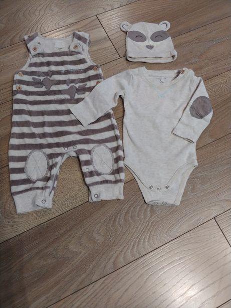 Komplet niemowlęcy rozmiar 62 SMYK