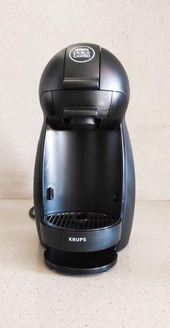 Máquina de café Krups Dolce Gusto Piccolo (preta)