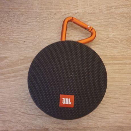 Głośnik JBL czarno-pomarańczowy