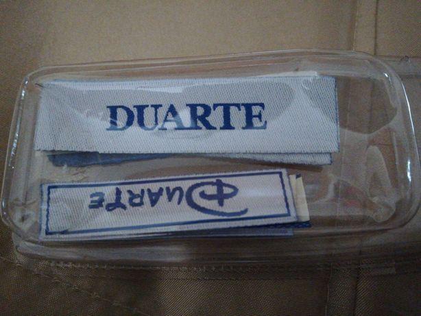 Etiquetas nome Duarte