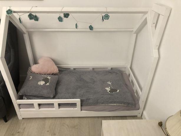 Łóżko dzieciece