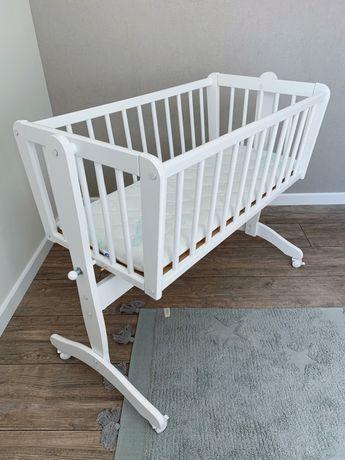 Продам люльку кроватку (колыбель) на колесиках для новорожденного