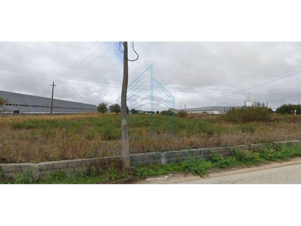 Terreno industrial em Cacia