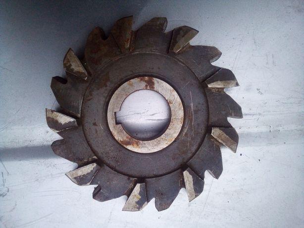 Фрезы для обработки металлов.