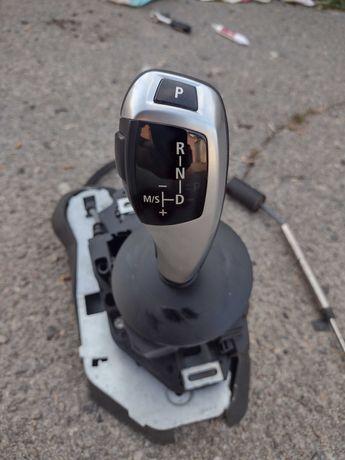 Селектор рычаг АКПП BMW 5 E60 E61 E63 E64 рестайлинг переключения