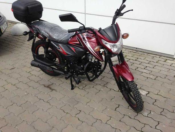 Акція! Мотоцикл Spark 125 c Mustang НОВИЙ! РОЗПРОДАЖ!