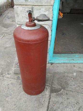 Продам Газовый баллон 50 л б/у - герметичен - рабочий