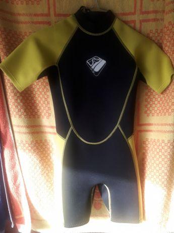 Fato de surf/bodyboard criança
