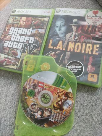 Gry Xbox 360 series x one