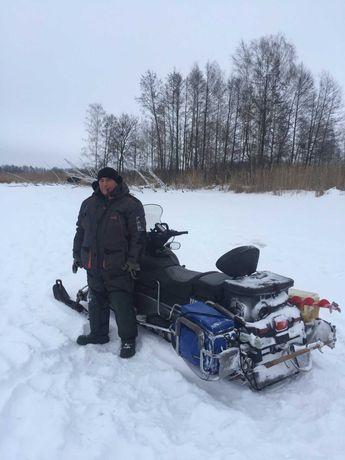 Продам снегоход YAMAHA VK10W