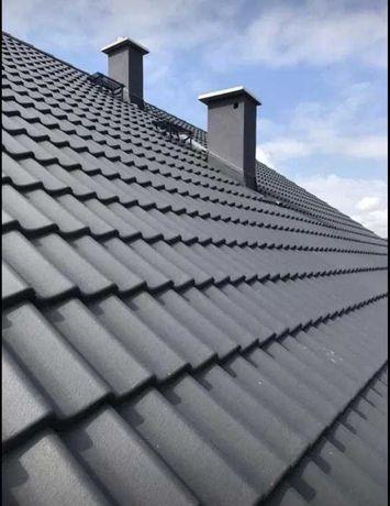 Dachy Krycie dachu Papą Termozgrzewalną,Malowanie Dachu.zmiana blachy