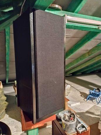 Potężne kolumny podłogowe DIY 120 trójdrożne Tonsil/Philips maskownice