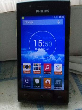 Продам телефон Philips s307