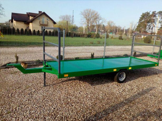 Wózek sadowniczy Przyczepa sadownicza Platforma