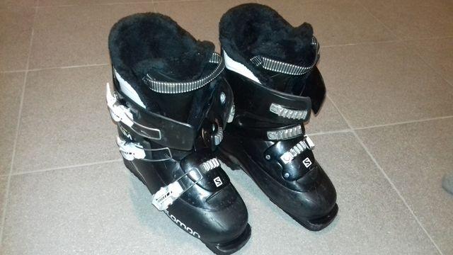 Buty narciarskie Salomon Team 3 wkładka 25,5cm