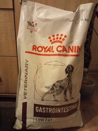 Karma dla psa Royal canin gastrointestinal