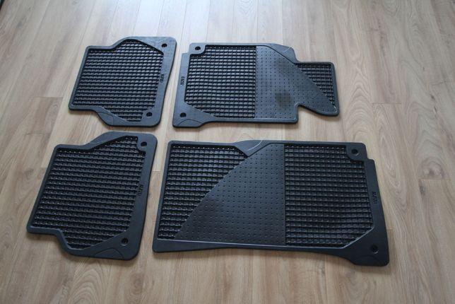 Продам оригинальные резиновые коврики BMW e39