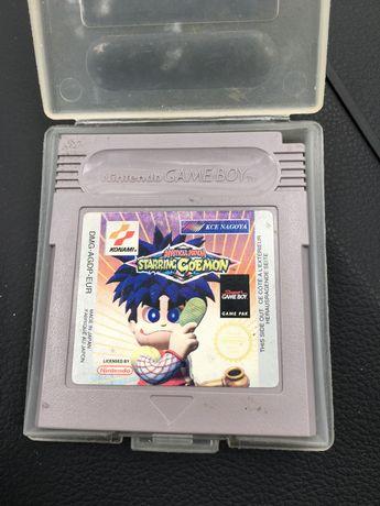 Nintendo Game Boy Mystical Ninja Starring Goemon