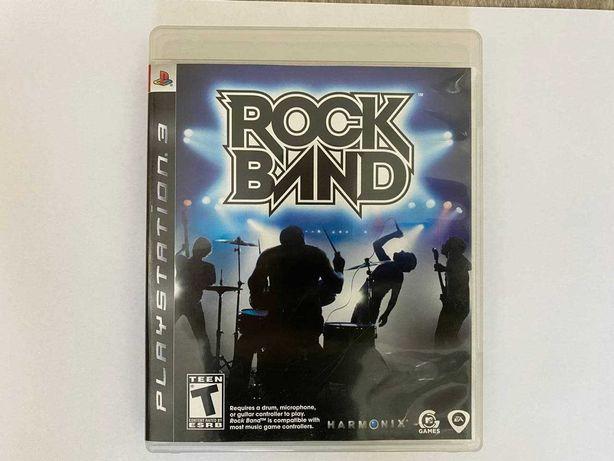 Rock band (rockband) PlayStation 3 (PS3)
