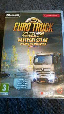 Euro truck Simulator 2 Bałtycki szlak Pc