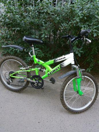"""Велосипед """"Azimut stinger"""",от 6 лет."""