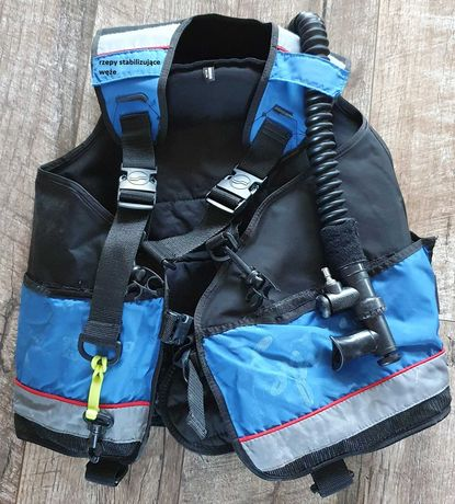 Jacket do nurkowania, KRW SHERWOOD
