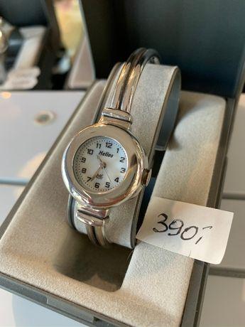 Srebrny 925 zegarek marki Helios damski NOWY - SKLEP / Gwarancja 24