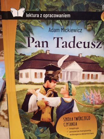 Pan Tadeusz A. Mickiewicz