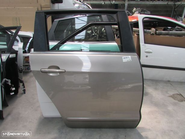 Porta Tras Direita Peugeot 5008 do ano 2009