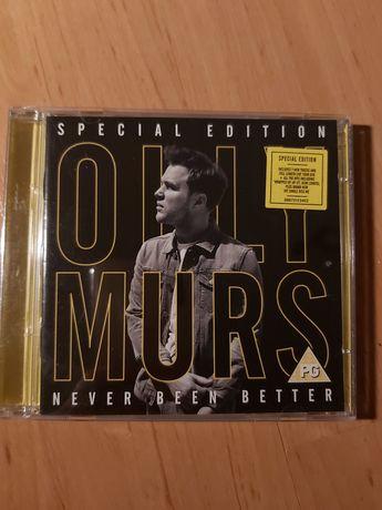 Płyta Olly Murs - Never Been Better