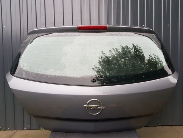 Klapa bagażnika Opel Astra H Hatchback 5D Kolor Z155 EU