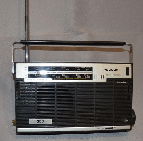 Транзисторный радиоприемник Россия 303