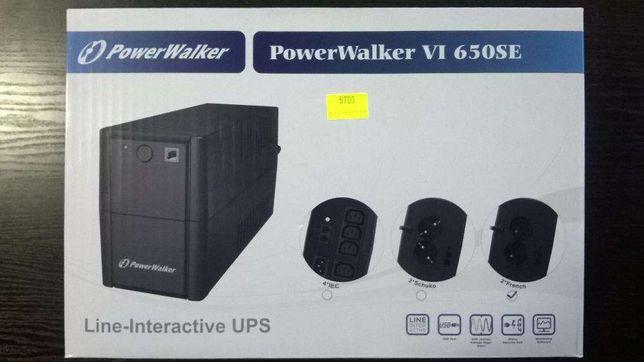 UPS Power Walker VI 650 SE 650VA Moc 360 W Eltrox Radom