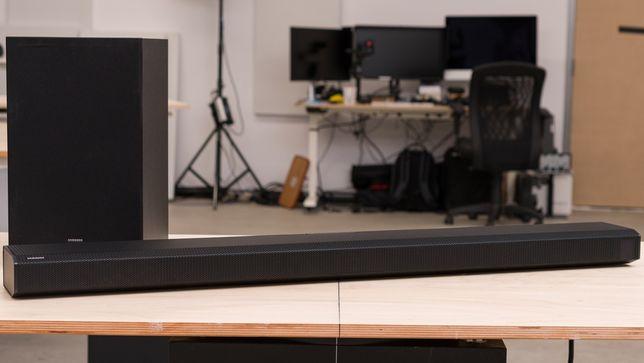 Okazja Soundbar nowy2150zl Samsung q700a tygodniowy