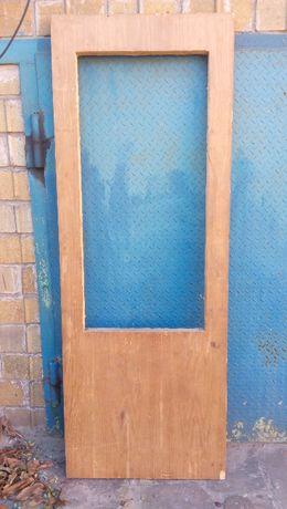 Двери- рамы деревянные
