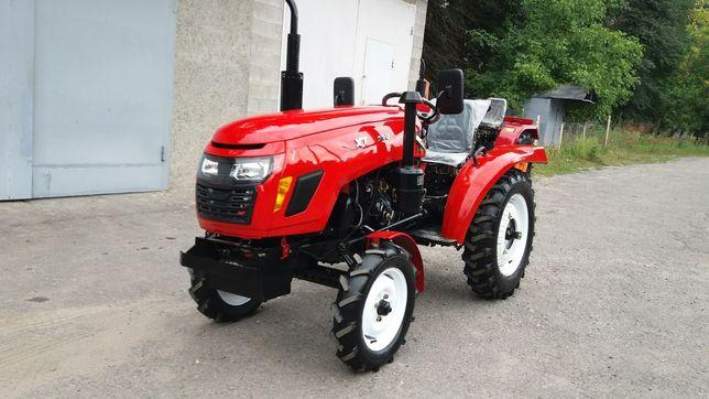 Мінітрактор-трактор Т-244FHT G2