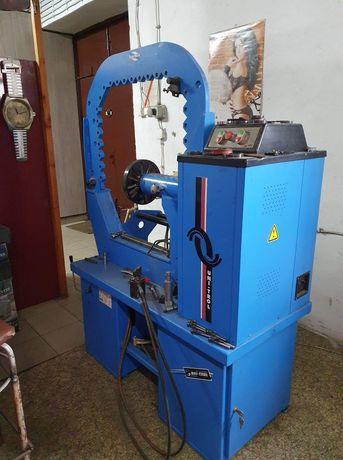 Maszyna do prostowania felg Unitrol