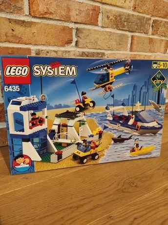 Lego System 6435 Coast Guard HQ straż przybrzeżna