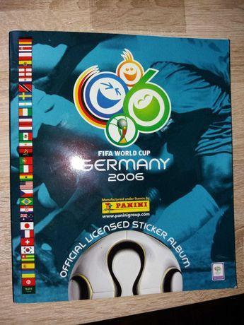 Caderneta Completa Mundial 2006 (Panini)