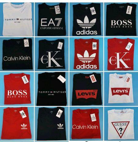 Koszulka Adidas Guess Levi's Hugo Boss Calvin Klein The North face lee