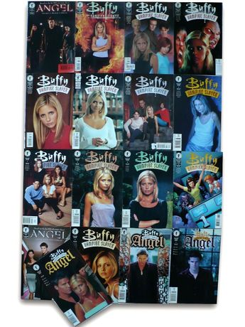 Buffy The Vampire Slayer 17 numerów '99 - '00 bdb