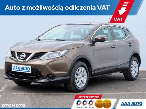 Nissan Qashqai 1.2 DIG-T, Salon Polska, VAT 23%, Klima, Tempomat, Parktronic