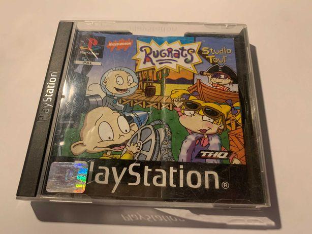 RugRats Ps1  Playstation1