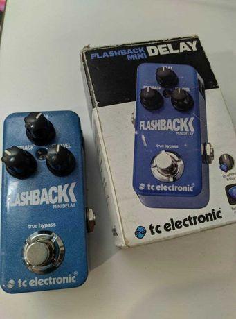 гитарная педаль делей TC Electronic Flashback Mini Delay