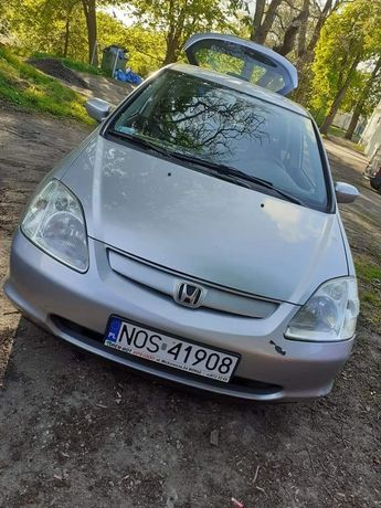 Honda Civic VII 1.4 LPG