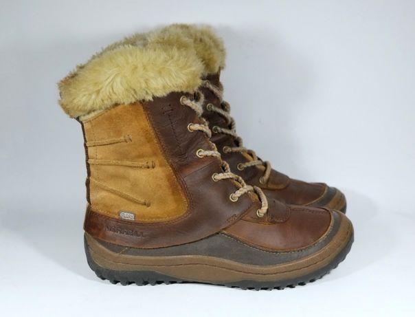 Ботинки сапоги Merrell размер 39 / 25-25.5 см timberland оригинал